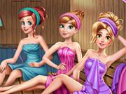 Rapunzel Saunada