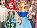 Rapunzel ve Ariel Ortak Buluşma