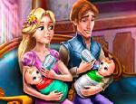 Rapunzel ve İkizler