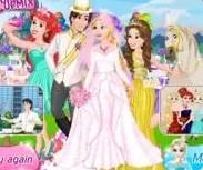 Rapunzelin Düğünü