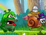 Salyangoz Snail'in Aşk Hikayesi