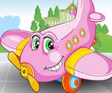 Sevimli Uçağı Temizle