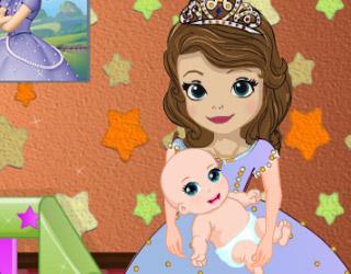 Sofia ile Bebek Bakıcılığı