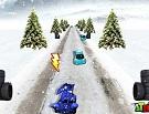 Sonic Karlı Yollar