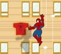 Spiderman Elbise Topla