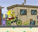 Sünger Bob Bisiklet