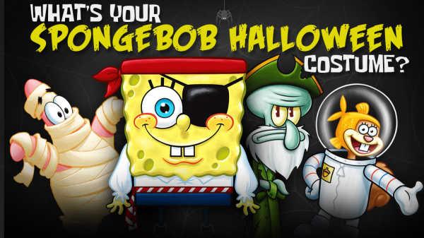 Sünger Bob Cadılar Bayramı
