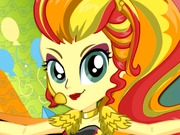 Sunset Shimmer Giydime