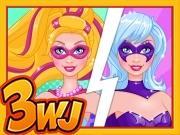 Süper Barbie Yaramaz ve Hoş