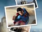 Süpermen Fotoğrafı Yakala