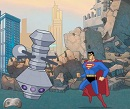 Süpermen Robot Savunması