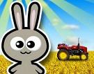 Tavşan ile Traktör Macerası