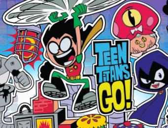 Teen Titans ile Macera