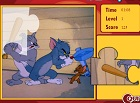 Tom ve Jerry Puzzle Kitabı