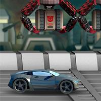 Transformers Araba & Robot