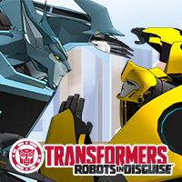 Transformers Robotları