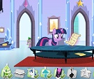 Twilight Sparkle Kristal Sarayı