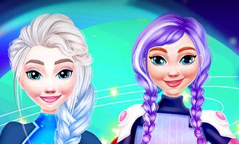 Uzay Kaşifi Prensesler