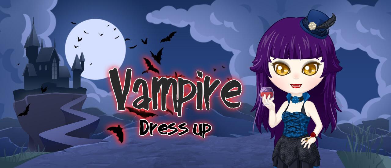 Vampir Giydirme