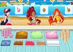 Winx Club Dondurma İşletmesi