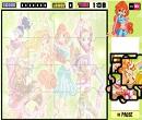 Winx Club Puzzle Seti