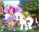 Winx Club ve My Little Pony Giydirme