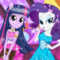 Yeni Equestria Girls Giydirme