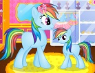 Yenidoğan Bebek Pony